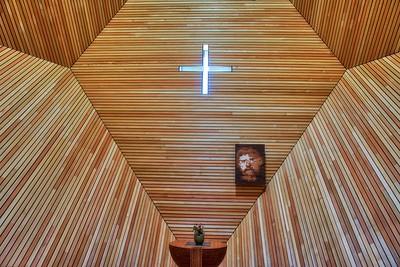 Inside Granatkapelle