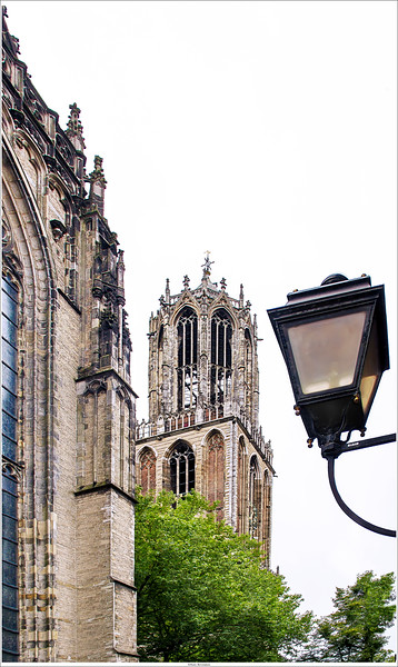 Utrecht, Dom tower