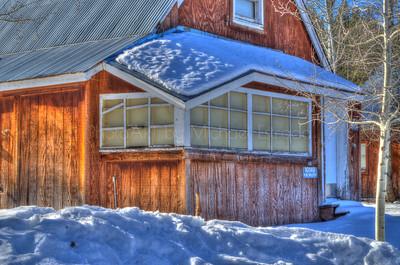 Cottonwood: Old Cabin