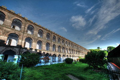 Cellular Jail, Port Blair, Andaman & Nicobar Islands