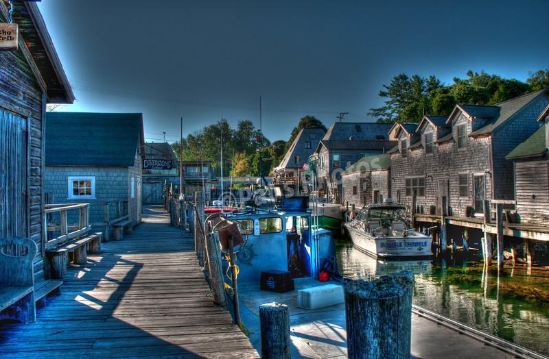 Fishtown Michigan