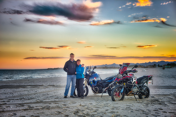 2Ride The World In Baja - Mexico