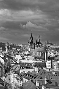 Prague Rooftops