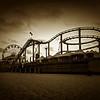 the pier | santa monica, california