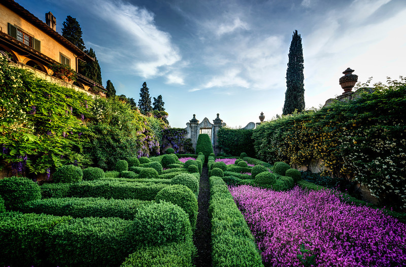 just your typical, everyday tuscan villa | firenze