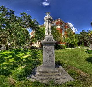 Brooksvile, Florida courthouse