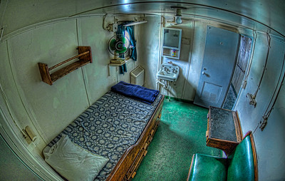 Standard officers cabin
