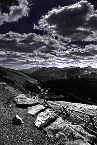 2008 10 Rocky Mnt Natl Park (16)_tonemapped bw