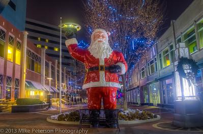 Santa in Kalamazoo