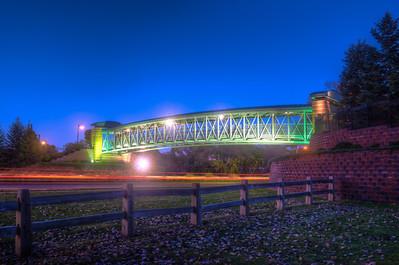 Bicentennial Park Bridge