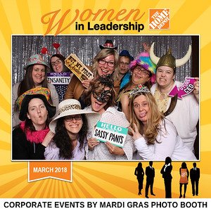 Photos from Home Depot Women In Leadership 2018