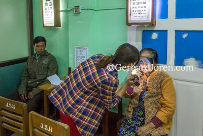 Sangha Sagaing Hospital, Mandalay, Burma