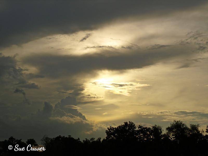 Storm Clouds Build