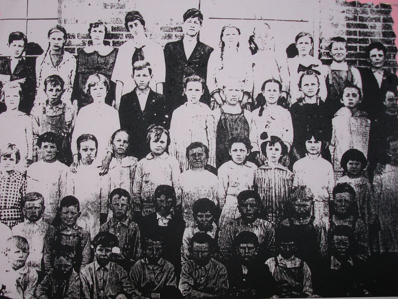Euless School 1917-18