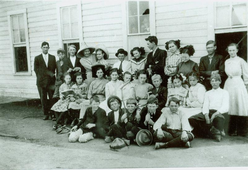 Euless School - Pre 1913