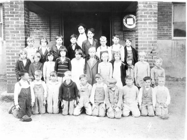 Hurst School 1940
