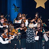 Award-winning Central Jr. High Orchestra entertains during dinner.