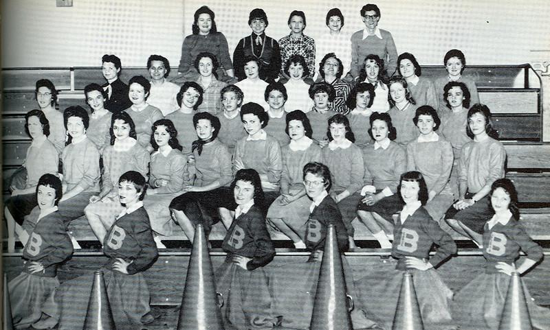 Bell: Pep Squad 1959