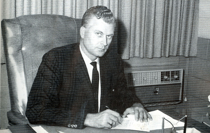 Superintendent: Newell Odell 1964