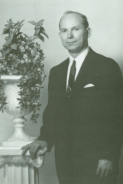 Superintendent: Charles Wages 1968