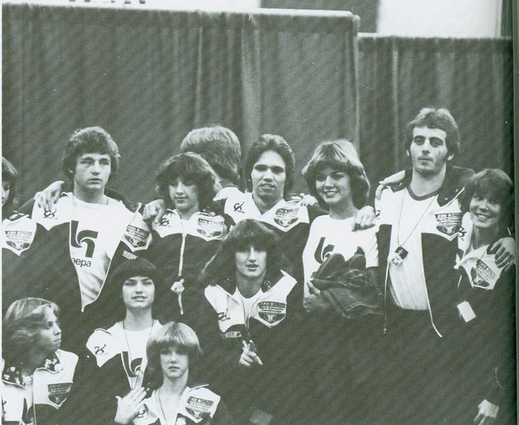 THS: Gymnastics 1979