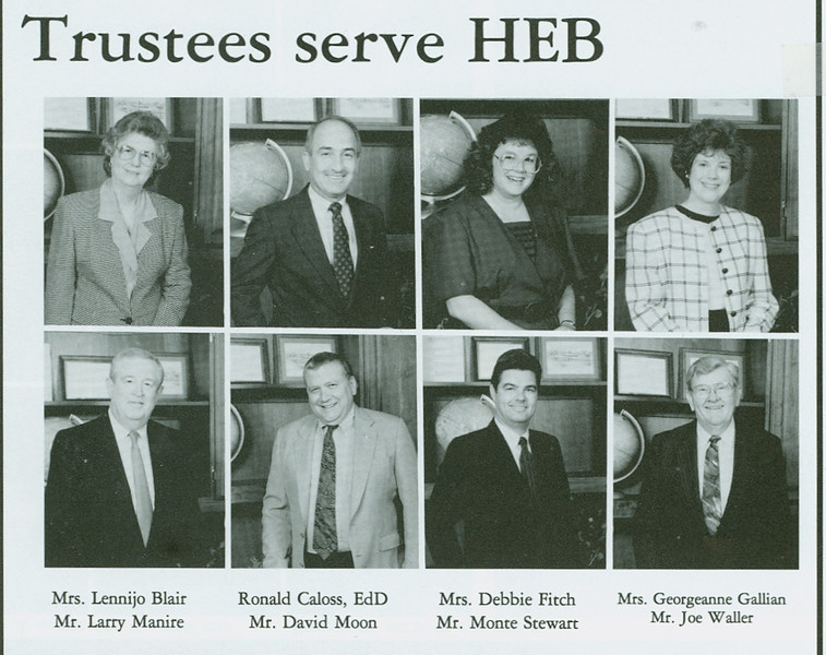 School Board 1992