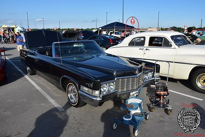 HEB Deer Park Car Show