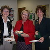 Debbe Roesler with Diane Cramer and Sharon DeArmond