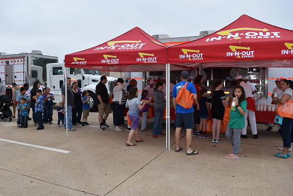 HEB Reads! Kickoff Party (April 2016)