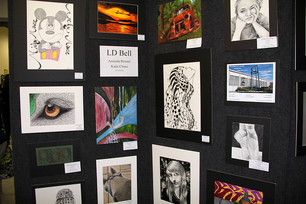 Arts Showcase at Board Meeting (January 2015)