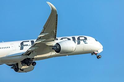 Finnair Airbus A350-941 OH-LWE 8-18-19