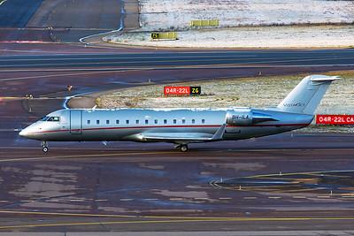 Vistajet Bombardier CL-600-2B19 Challenger 850 9H-ILA 10-29-19