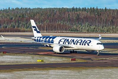 Finnair Airbus A350-941 OH-LWL 10-29-19