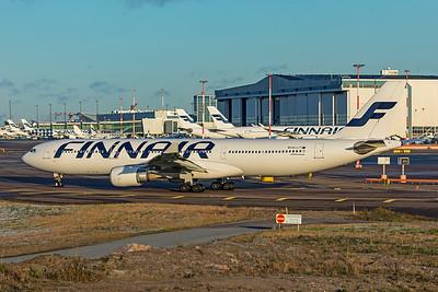 Finnair Airbus A330-302 OH-LTT 10-29-19 2