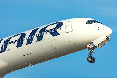 Finnair Airbus A350-941 OH-LWK 8-18-19