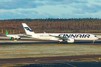 Finnair Airbus A350-941 OH-LWF 10-29-19