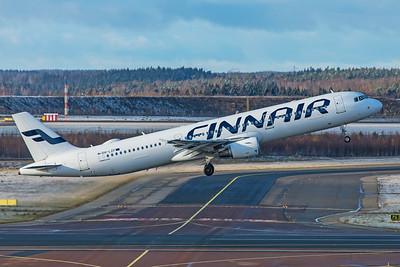 Finnair Airbus A321-211 OH-LZF 10-29-20 2
