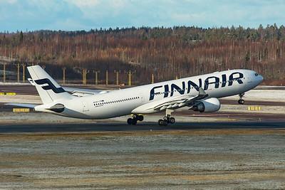 Finnair Airbus A330-302 OH-LTM 10-29-19