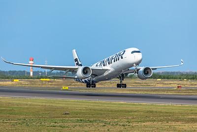 Finnair Airbus A350-941 OH-LWL 8-18-19