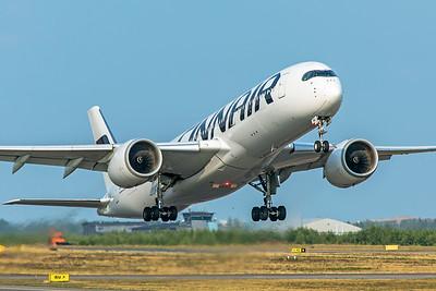 Finnair Airbus A350-941 OH-LWA 8-18-19