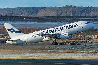 Finnair Airbus A319-112 OH-LVB 10-29-19