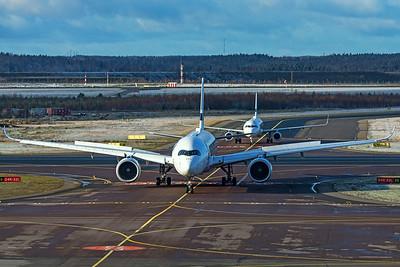 Finnair Airbus A350-941 OH-LWI 10-29-19