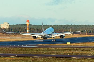 Finnair Airbus A350-941 OH-LWB 10-29-19