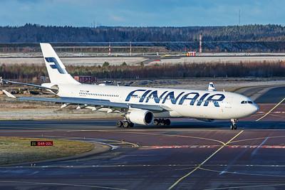 Finnair Airbus A330-302 OH-LTR 10-29-19 3