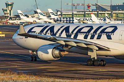 Finnair Airbus A330-302 OH-LTT 10-29-19