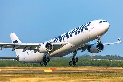 Finnair Airbus A330-302 OH-LTU 8-18-19