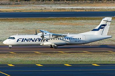 Nordic Regional Airlines NORRA ATR 72-500 OH-ATI 10-29-19