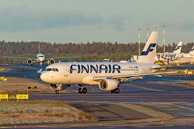 Finnair Airbus A320-214 OH-LXM 10-29-19