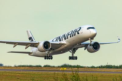 Finnair Airbus A350-941 OH-LWN 8-18-19