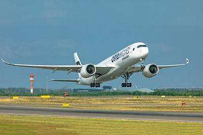 Finnair Airbus A350-941 OH-LWB 8-18-19